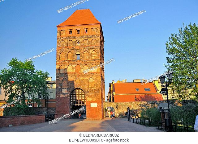 Czluchowska Gate, Chojnice, Pomeranian Voivodeship, Poland