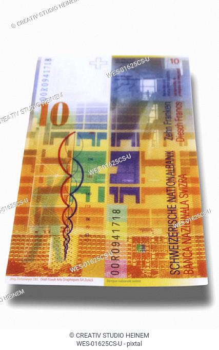 10 Swiss francs