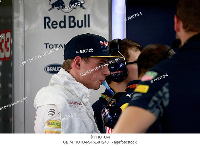 02.09.2016 - Free Practice 2, Max Verstappen (NED) Red Bull Racing RB12