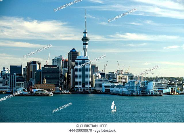 Oceania, New Zealand, Aotearoa, North Island, Auckland