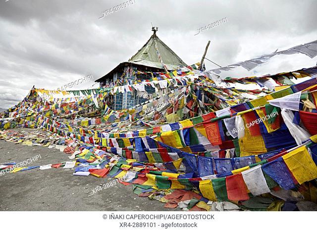 Taglanga Pass, Manali - Leh Highway, Ladakh, India