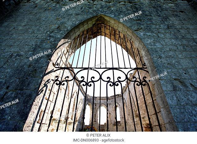 France, Pas-de-Calais, Adres, chapel Saint Louis de Guemy