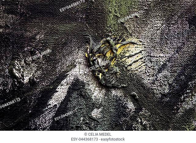 Oil painting texture, modern art, textures and backgrounds
