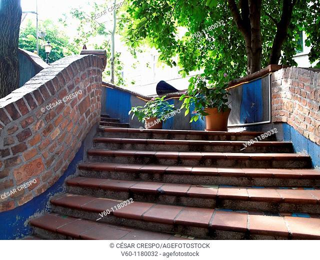 -Stairs Kunst Haus- Wien (Austria)