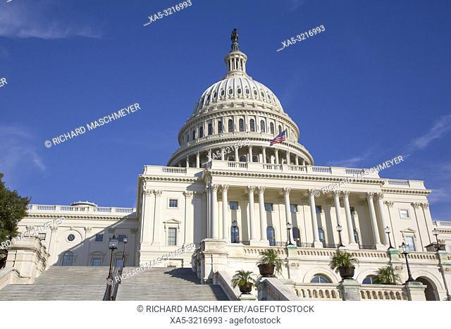 United States Capitol Building, Washington D.C., USA
