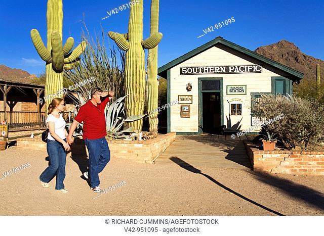 Old Tucson Studios,Tucson, Arizona,USA