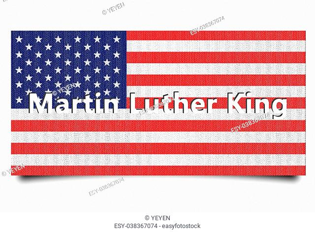 Martin Luther King Day , Fabric Craft