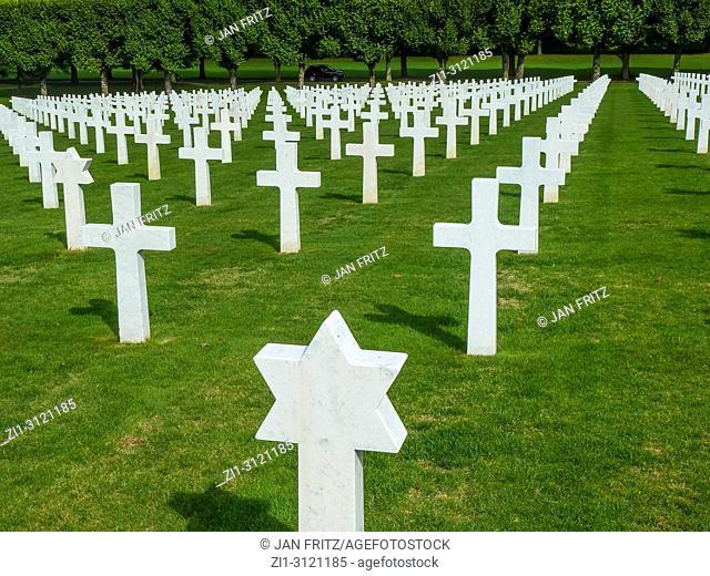 Meuse-Argonne American Cemetery, Romagne-sous-Montfaucon, France