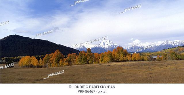 Grand Tetons National Park WY