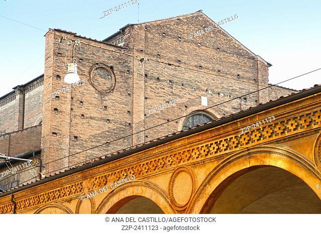 Chiesa di Sta Maria dei Siervi Bologna Emilia Romagna Italy