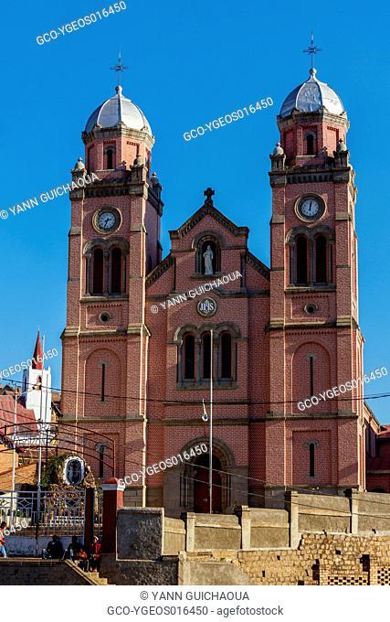 Ambozontany church, Fianarantsoa ,Madagascar