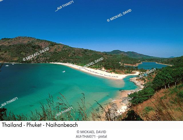 Thailand - Phuket - Naihanbeach