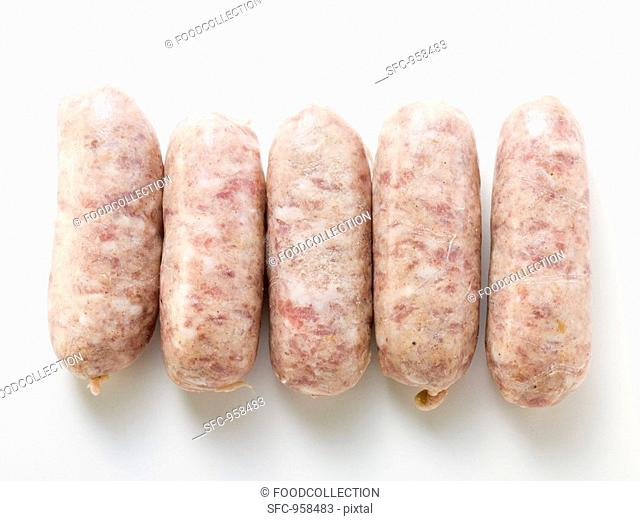 Salsicce Fresh Italian sausages
