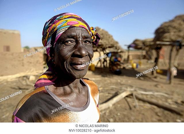 Rural life in a Gourmatche village, Burkina Faso