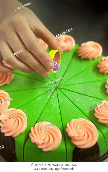 mijn taart shop De taart van mijn tante Stock Photos and Images   age fotostock mijn taart shop