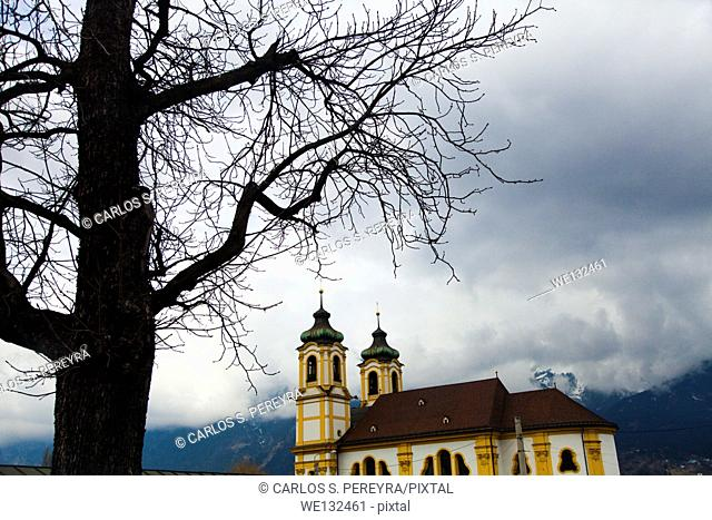 Church in Innsbruck