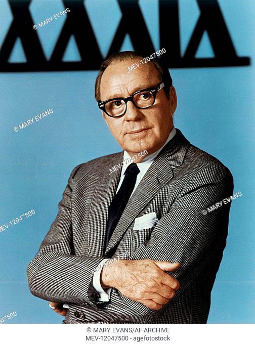Jack Benny Actor & Comedian 01 May 1968