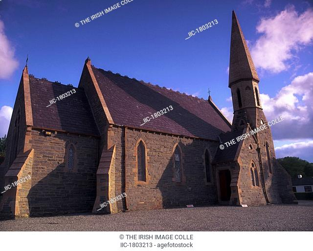 Co Donegal, Former Church Converted Into, Interpretive Centre Burt