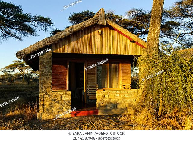 The Ndutu Safari Lodge is situated in the southern Serengeti at the head of the Olduvai Gorge and Ngorongoro Conservation Area, Serengeti National Park