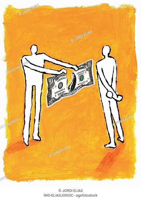 Splitting Funds