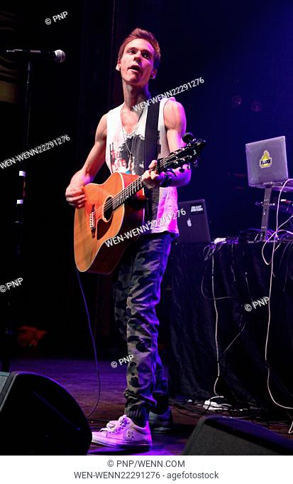 The Cherrytree 10th anniversary musical celebration of Ten Incredible Years of Pop Alternative Music at Webster Hall - Arrivals and Inside Featuring: Matthew...