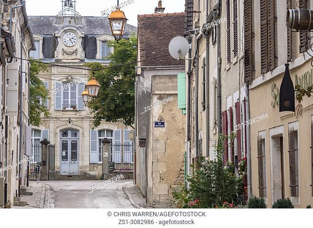 Chablis Yonne Bourgogne-Franche-Comte France