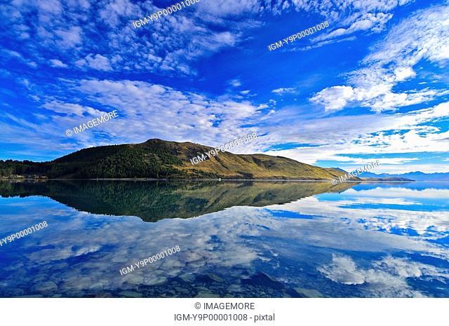 Lake Tekapo, South Island New Zealand