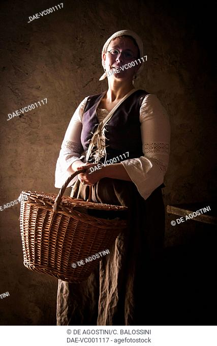 A sutler or victualer Stock Photos and Images | age fotostock