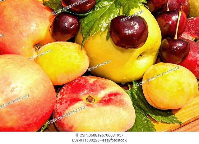 Fruit tree fruit