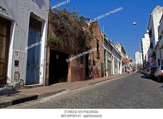 Caminito,Buenos Aires,Argentina