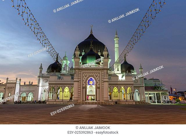The Zahir Mosque is Kedah's state mosque. It is located in the heart of Alor Star, the state capital of Kedah, Malaysia. It is one of the grandest and oldest...