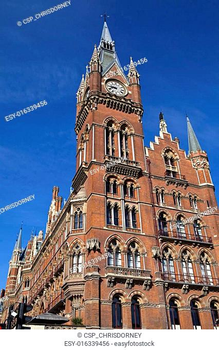 Grand Midland Hotel & Kings Cross Station