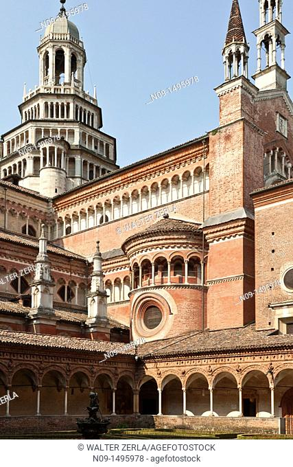 Certosa di Pavia, Pavia, Lombardy