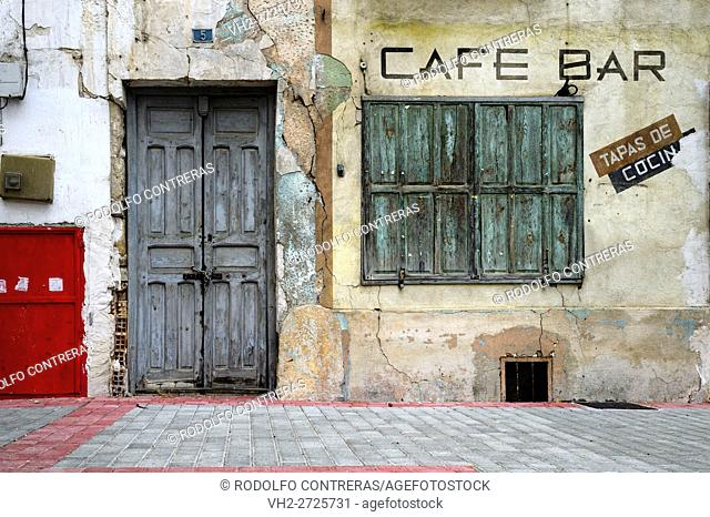 Old Cafe Bar, Sacedón, Guadalajara