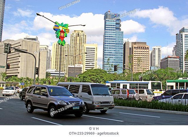 At Makati Avenue, Makati, Philippines