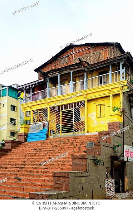 dharamshala charitable rest house at nashik, Maharashtra, India, Asia