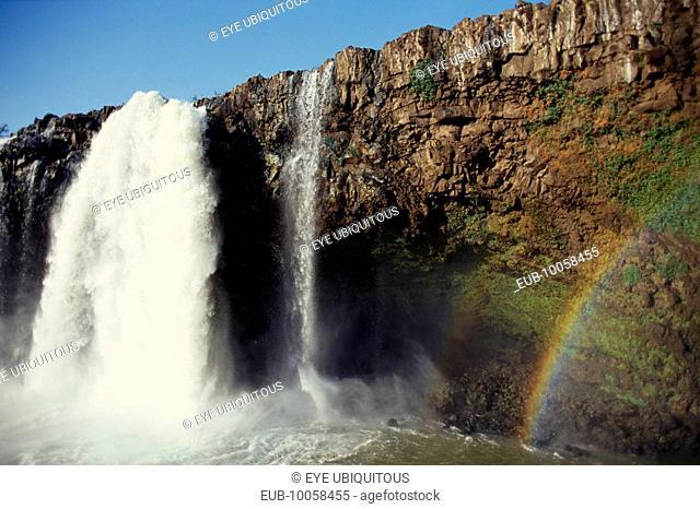 Tis Abay Waterfall