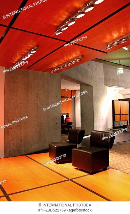 Germany Berlin Inside the Jewish Museum, Kreuzberg, Berlin Zoe Baker