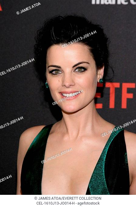 Jaimie Alexander at the after-party for The Weinstein Company & Netflix 2016 Golden Globe After Party 3, Robinsons May Lot, Beverly Hills, CA January 10, 2016