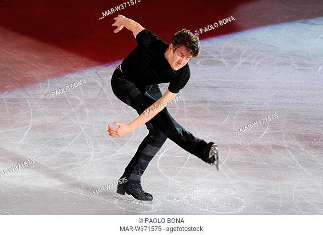 jeffrey buttle,milano 11-10-2008 ,golden skate awards ,photo paolo bona/markanews