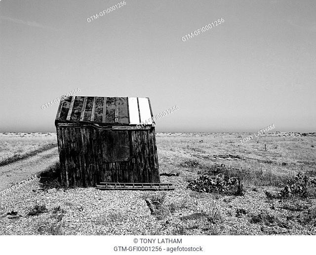 Single Old Hut