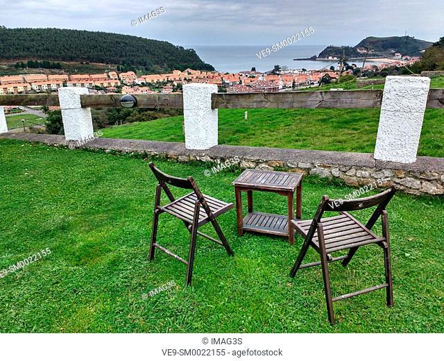 Villadesella Hotel, Ribadesella, Asturias, Spain