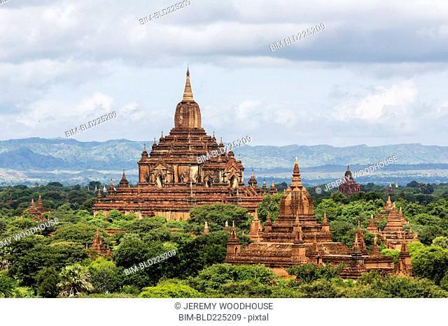 Su-la-ma-ni Patho Pagoda, Bagan, Burma