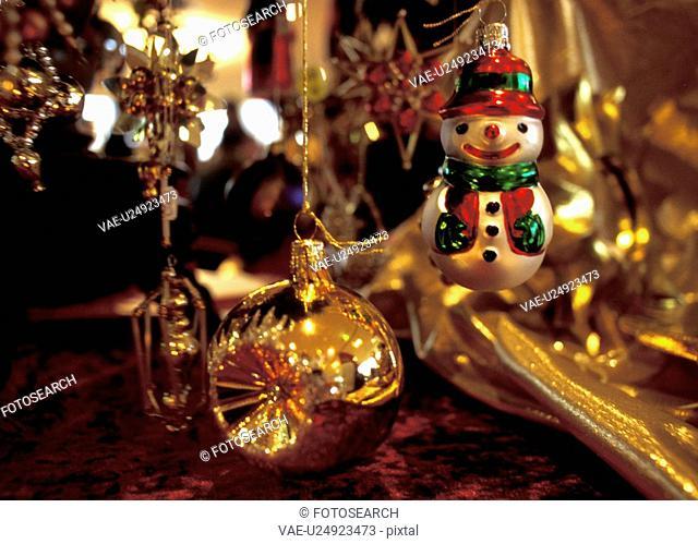 ball, christmas, Christmas, bauble, aichner