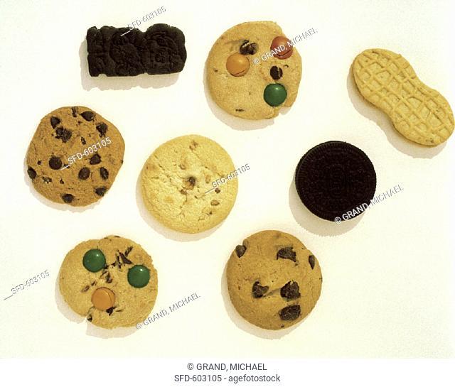 Packaged Cookie Variety