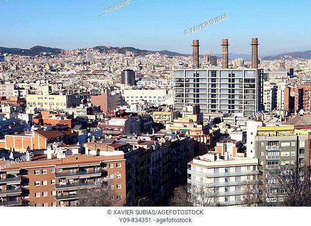 Barcelona. Catalonia, Spain