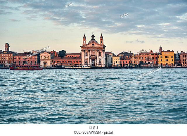 Santa Maria del Rosario, Burano, Venice, Italy