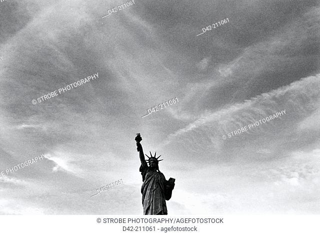 Statue of Liberty. Paris. France