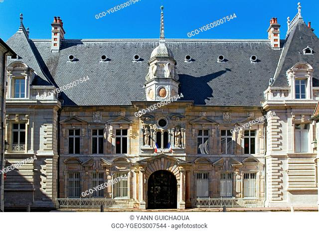 The Law Courts, Besancon, Doubs,France