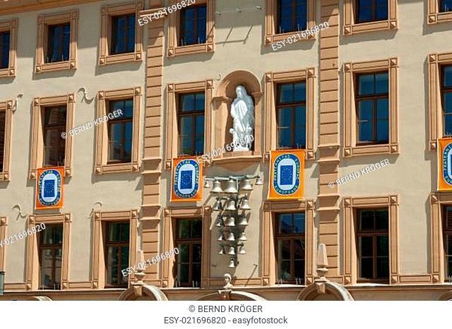 Glockenspiel in Gotha